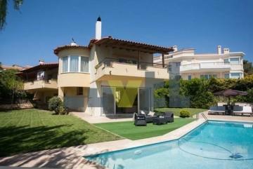 (Προς Πώληση) Κατοικία Μονοκατοικία || Ανατολική Αττική/Βάρη-Βάρκιζα - 400 τ.μ, 4 Υ/Δ, 1.800.000€