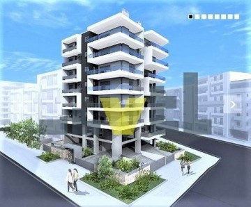 (Προς Πώληση) Κατοικία Οροφοδιαμέρισμα || Αθήνα Νότια/Νέα Σμύρνη - 110 τ.μ, 3 Υ/Δ, 255.000€