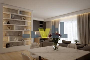 (Προς Πώληση) Κατοικία Οροφοδιαμέρισμα    Αθήνα Νότια/Παλαιό Φάληρο - 114 τ.μ, 3 Υ/Δ, 640.000€