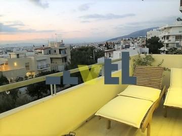 (Προς Πώληση) Κατοικία Οροφοδιαμέρισμα    Αθήνα Νότια/Γλυφάδα - 145 τ.μ, 3 Υ/Δ, 670.000€