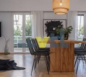 (Προς Ενοικίαση) Κατοικία Διαμέρισμα || Αθήνα Νότια/Γλυφάδα - 120 τ.μ, 2 Υ/Δ, 1.900€