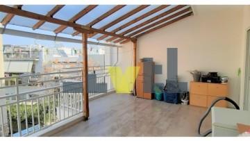 (Προς Πώληση) Κατοικία Οροφοδιαμέρισμα || Αθήνα Κέντρο/Δάφνη - 117 τ.μ, 3 Υ/Δ, 225.000€
