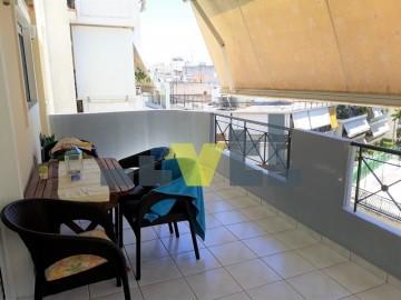 (Προς Πώληση) Κατοικία Οροφοδιαμέρισμα    Αθήνα Νότια/Νέα Σμύρνη - 102 τ.μ, 3 Υ/Δ, 250.000€