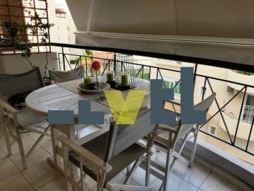 (Προς Πώληση) Κατοικία Οροφοδιαμέρισμα || Αθήνα Νότια/Νέα Σμύρνη - 100 τ.μ, 3 Υ/Δ, 270.000€