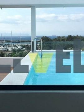 (Προς Ενοικίαση) Κατοικία Μεζονέτα || Αθήνα Νότια/Ελληνικό - 215 τ.μ, 3 Υ/Δ, 5.500€